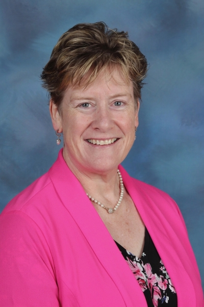 Director of Faith Formation Martha Drennan